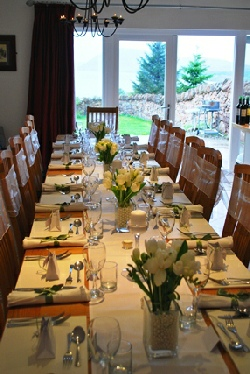 Highland wedding in scotland housebytheloch unusual diy wedding venue in highlands of scotland solutioingenieria Image collections